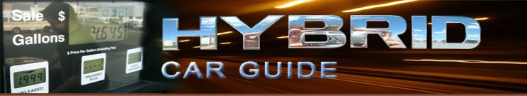 Hybrid Car Guide Home